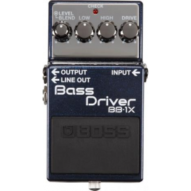 BOSS BB-1X Bass Driver Distortion Pedal