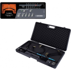 BOSS BCB-60 Effects Pedal Board and Tuner Combo