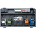 BOSS BCB-60 Effects Pedal Board with Built-in Power Supply