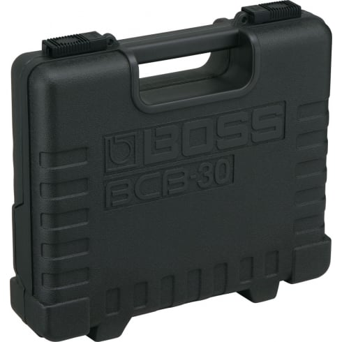 BOSS BCB30 Guitar Effects Pedal Board - fits 3 Compact Guitar Pedals