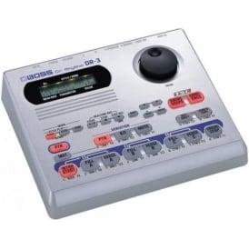 Boss DR3 Drum Machine With TSC & Rhythm Progression 5-Year Warranty