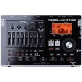BOSS BR-800 Multitrack 4-Track Digital Recording Studio