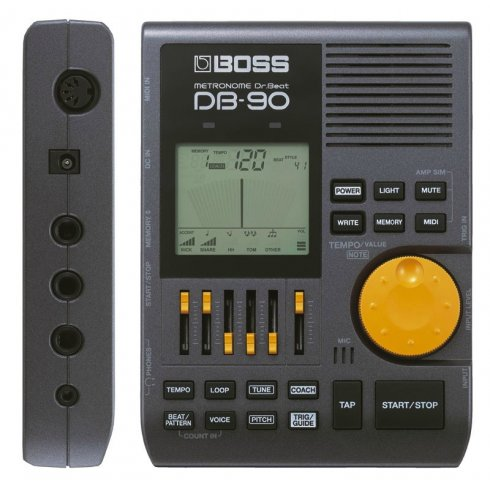 BOSS DB-90 Dr. Beat Rhythm Coach Drum Machine