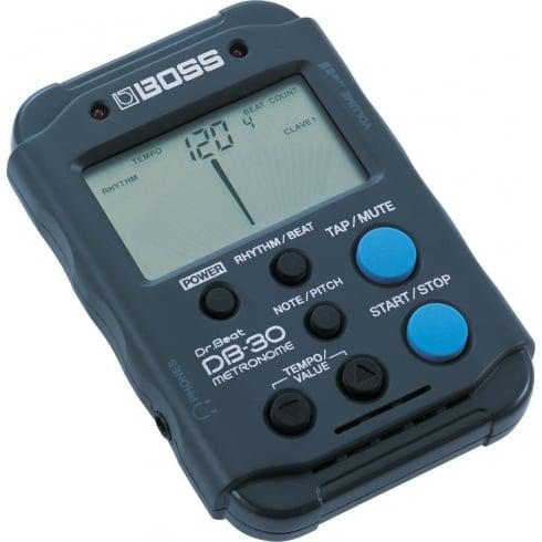 BOSS DB30 Dr. Beat Rhythm Machine - Pocket Size Drum Patterns