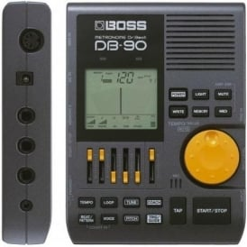 Boss DB90 Dr. Beat Rhythm Coach Drum Machine - 3-Year Warranty