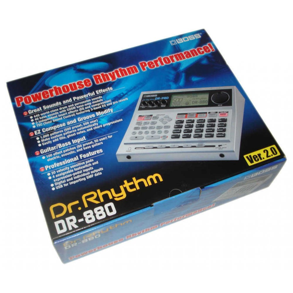 drum machine dr 880