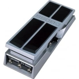 BOSS FV-500H Foot Volume/Expression Pedal, High Impedance for Electric Guitar