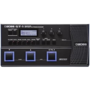 BOSS GT-1 Compact Guitar Multi Effects Processor