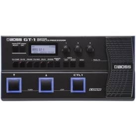 BOSS GT-1 Compact Guitar Multi Effects Processor