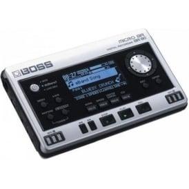 Boss Micro BR BR-80 8-Track Handheld Portable Recorder 5-Year Warranty