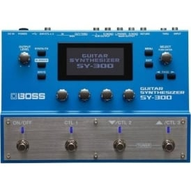 BOSS SY-300 Guitar Polyphonic Synthesizer Unit