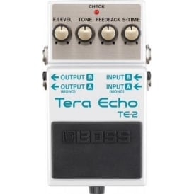 BOSS TE-2 Tera Echo Effects Pedal