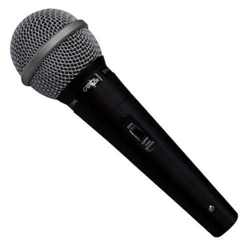 GS55 Dual Impedance Vocal Microphone - ideal for PA,Karaoke & Vocals