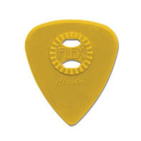 Clayton .73mm Flex Acetal Guitar Picks Standard Shape (6-Pack)