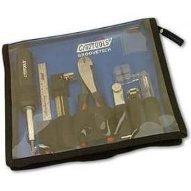 CruzTools Groovetech Guitar Player Tech Tool Kit GTGTR1