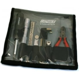 CruzTools GrooveTech Tech Tool Kit for Bass Guitar