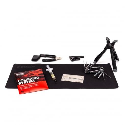 D'Addario Bass Guitar Maintenance Kit