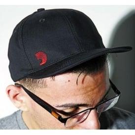 D'Addario Black Baseball Cap