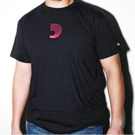 D'Addario D-Mark Black T-Shirt