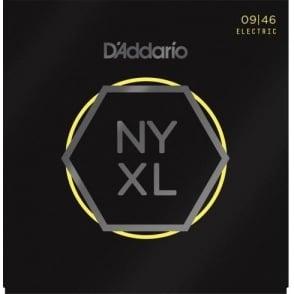 D'Addario NYXL0946 Nickel Wound Electric Guitar Strings 09-46 Regular Light