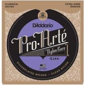D'Addario EJ44 Pro Arte Extra Hard Tension Classical Guitar Strings