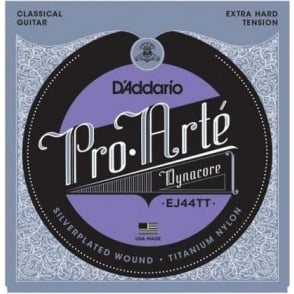 D'Addario EJ44TT Pro Arte Classical Dynacore Extra Hard Tension Guitar Strings