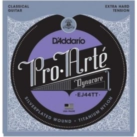 D'Addario EJ44TT Pro Arte Classical Dynacore Extra Hard Tension Guitar Strings