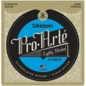 D'Addario EJ46LP Pro Arte Classical Guitar Strings - Lightly Polished Hard Tension