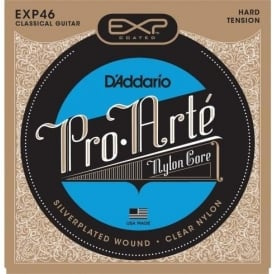 D'Addario Extended Play EXP46 Pro Arte Classical Hard Tension Guitar Strings