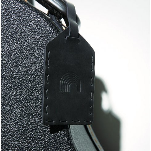 D'Addario Leather Luggage Tag