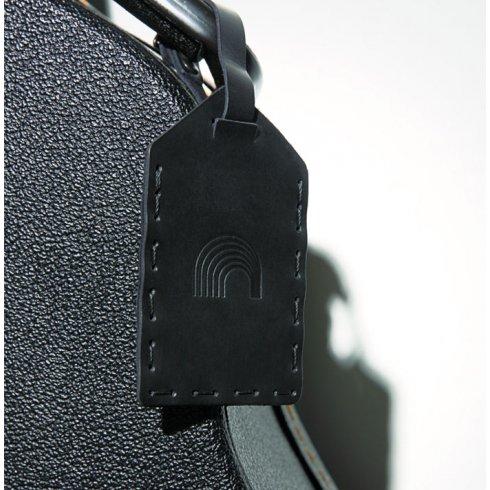 D'Addario Leather Luggage Tag
