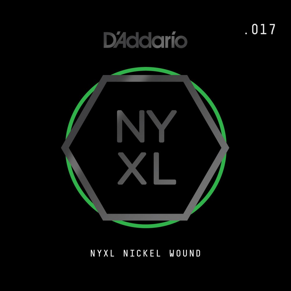 d 39 addario nyxl nickel wound single electric guitar strings. Black Bedroom Furniture Sets. Home Design Ideas