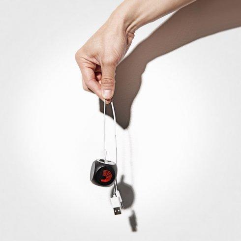 D'Addario Rechargable USB Portable Speaker