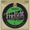 D'Addario EJ25C Flamenco Silverplated Wound Clear Nylon Guitar Strings