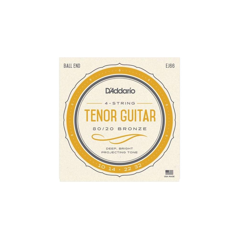 Tenor Guitar String Gauge Gdae : d 39 addario j66 80 20 bronze tenor guitar 10 32 gauge strings ~ Russianpoet.info Haus und Dekorationen