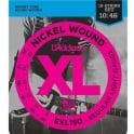 D'Addario EXL150 Nickel Wound Electric 10-46 12-String Guitar Strings Set