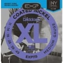 D'Addario Extended Play EXP115 Electric Guitar Strings 11-49 Medium