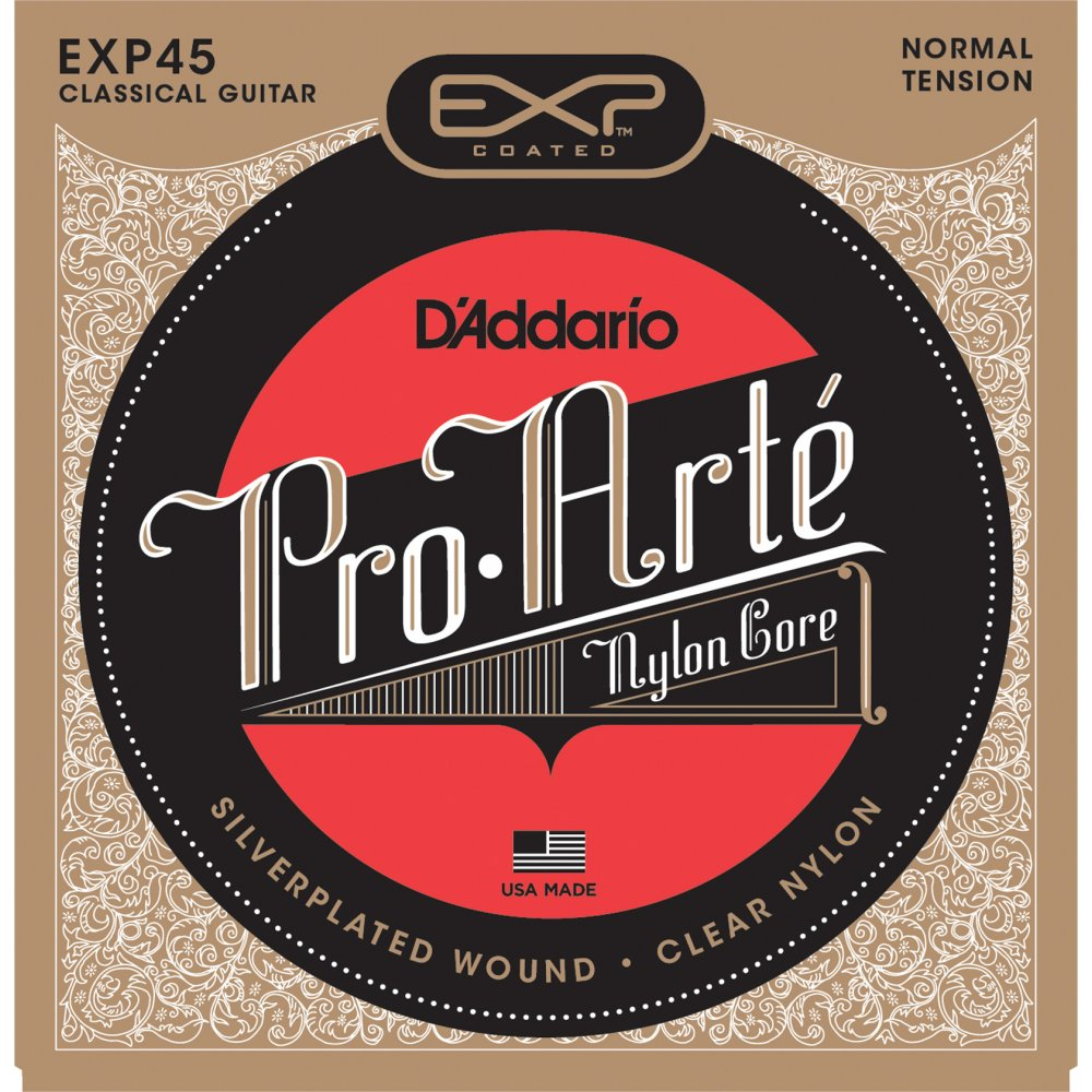 d 39 addario extended play exp45 pro arte classical normal guitar strings. Black Bedroom Furniture Sets. Home Design Ideas