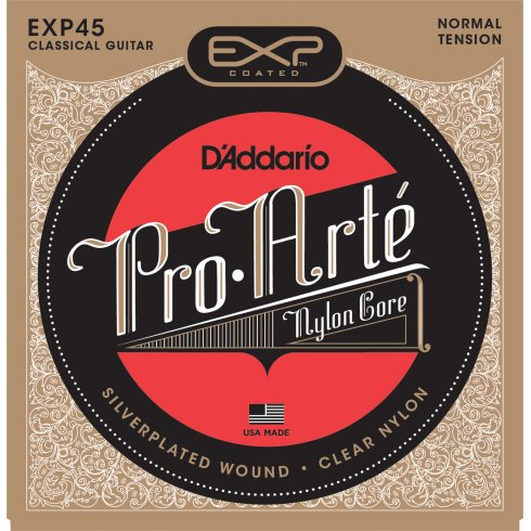 D'Addario Extended Play EXP45 Pro Arte Classical Normal Tension Guitar Strings