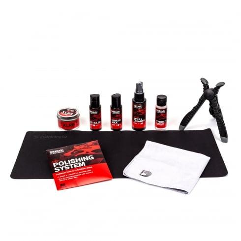 D'Addario Guitar Maintenance Care Kit