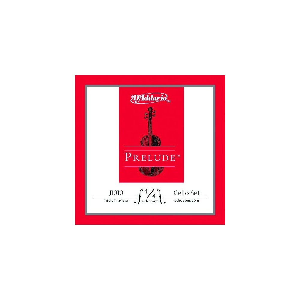 Medium Tension D/'Addario Prelude Cello Single D String 4//4 Scale