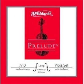 D'Addario Prelude Viola Medium Tension / Long Scale