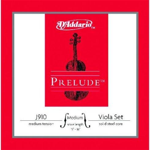 D'Addario Prelude Viola Medium Tension / Medium Scale