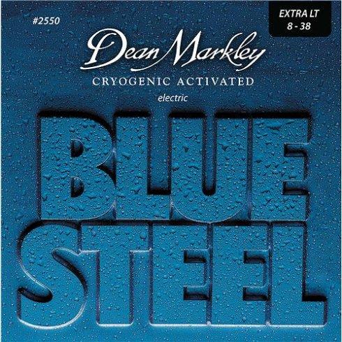 Dean Markley 08-38 Blue Steel Electric Guitar Strings