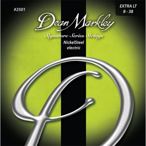 Dean Markley 08-38 Nickel Wound Signature Series Electric Guitar Strings