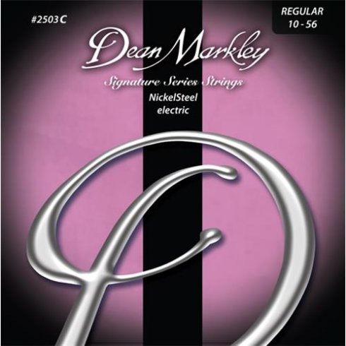 Dean Markley 7-String 10-56 Nickel Wound Signature Series Electric Guitar Strings