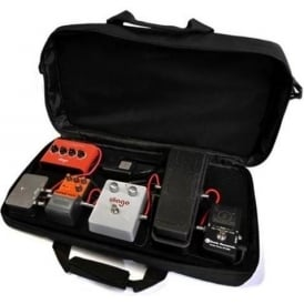 Diago PB08 Pack Pedalboard Commuter Softcase with Diago Micro Power Supply