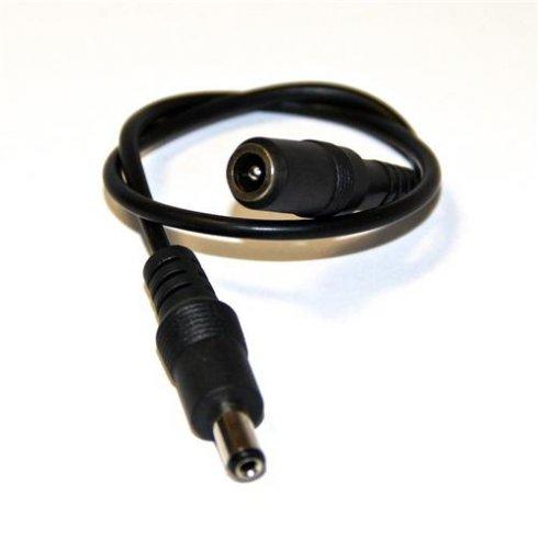 Diago PS07 Adapter Black 30cm Extension Lead
