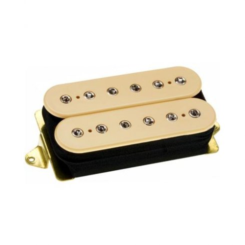 DiMarzio DP100 Super Distortion Electric Guitar Humbucker Pickup, Bridge, Cream