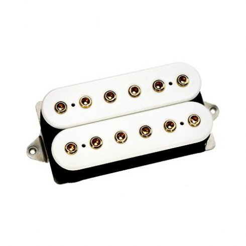 DiMarzio DP100 Super Distortion Humbucker Pickup, Bridge, White